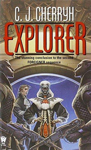 book cover of Explorer