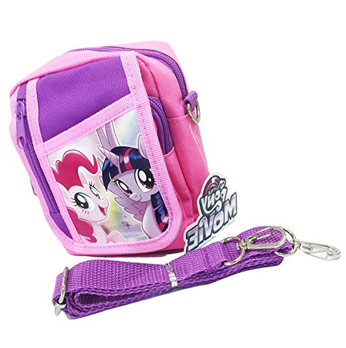 Little Pony Purse (Small My Little Pony Magic Girls Small Shoulder Bag/Passport/Pencil Case NEW)