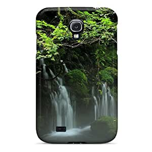 New Premium RachelMHudson Waterfall Mist Skin Case Cover Excellent Fitted For Galaxy S4