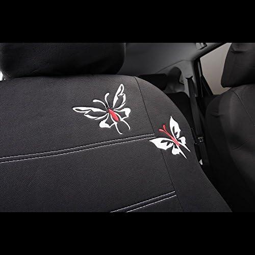 Han Sui Song Auto Sitzbezug Set 8 Stück Auto Zubehör Sitze Protector Auto