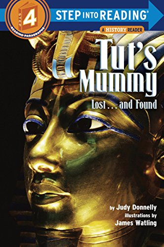 Tuts Mummy: Lost...and Found (Step into Reading) by [