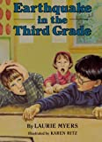 Earthquake in the Third Grade, Laurie Myers, 0395928664