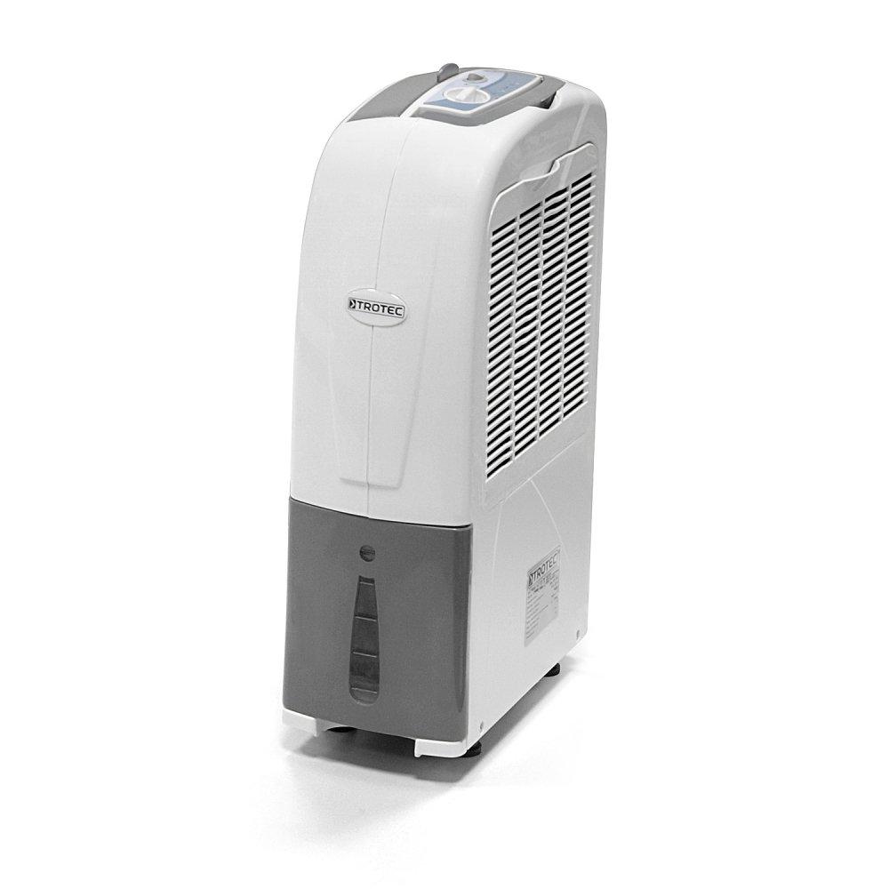 TROTEC Komfort Luftentfeuchter TTK 30 S (max.12 L/Tag), geeignet für Räume bis 37 m³ / 15 m²