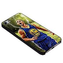 Steph Curry iPhone 5 / 5S Hard Case Custom Warriors MVP dope swag illest (Black)