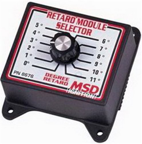 MSD 8676 Retard Selector Switch