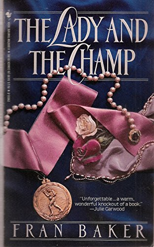 book cover of The Lady and the Champ