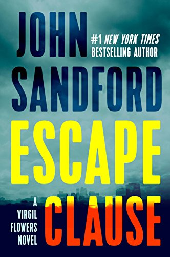 Escape Clause (A Virgil Flowers Novel) by [Sandford, John]