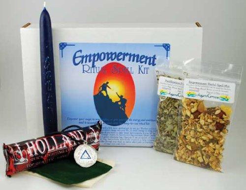 AzureGreen Fortune Telling Toys Boxed Magic Spell Kit Empowerment Take Control Life