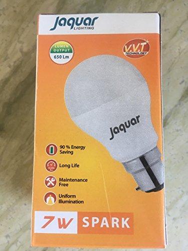 Jaquar 7 W B22 LED Lights  COOL DAY LIGHT
