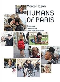 Humans of Paris par Marco Hazan
