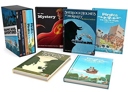 [해외]Van Ryder Games Graphic Novel Adventures: Season 2 (Kickstarter Edition) / Van Ryder Games Graphic Novel Adventures: Season 2 (Kickstarter Edition)