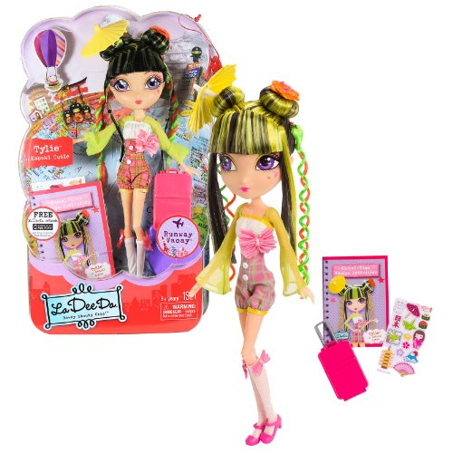 """Spin Master La Dee Da """"Rowdy Shouty Chic"""" Runway Vacay, used for sale  Delivered anywhere in USA"""