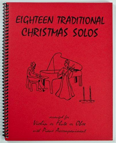 バイオリン&ピアノ伴奏譜 クリスマス曲集おなじみのX'mas定番揃い♪