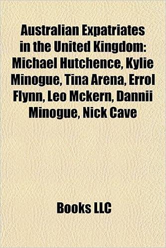 Australian expatriates in the United Kingdom: Michael ...