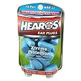 Hearos Ear Plugs Xtreme Protection...
