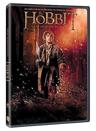 El Hobbit 2: La Desolación De Smaug [DVD]