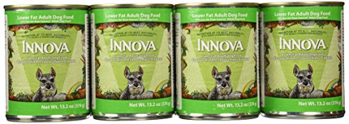 Innova Low Fat Dog Food - 12x13.2 oz