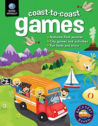 Download Coast-to-Coast Games (Backseat Books) PDF