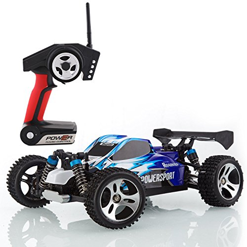 Babrit Master RC CAR 1/18 High Speed Fast Race Cars RC SCALE RTR Racing 4WD ELECTRIC POWER BUGGY W/2.4G Radio Remote control Off Road Truck Powersport Roadster (Radio Controlled Cars For Adults compare prices)