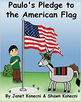 Book Paulo's Pledge to the American Flag
