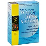 Wart Mole Vanish is the world's ONLY, 20 minute, single application mole, wart, skintag and syringoma removal product. No daily application of creams, acids or oils! Wart Mole Vanish (WMV) is a safe, all natural, international multi-award winning, wa...