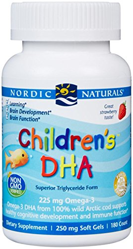 Nordic Naturals Childrens Chewables Strawberry product image