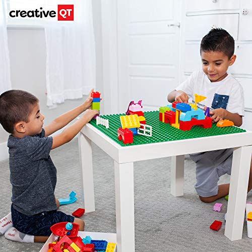 toys, games, building toys,  building sets 6 on sale Creative QT Peel-and-Stick, Self Adhesive Baseplates promotion
