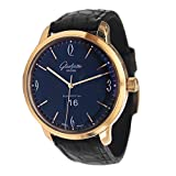 Mens Glashutte Original Senator Sixties Panorama Date Watch 39-47-02-01-04, 	3947020104