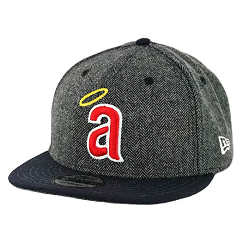 4bcd9ee3d94 New Era California Angels 9FIFTY MLB Cooperstown 1971