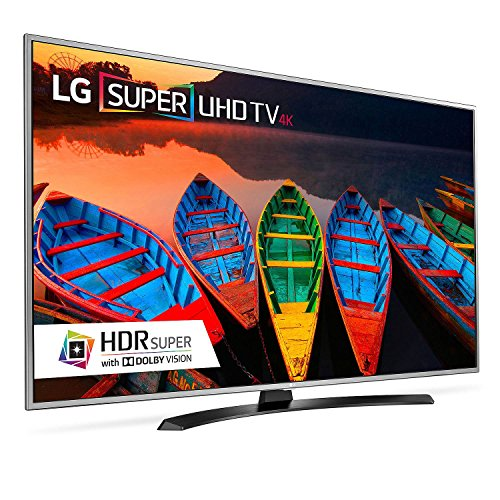 LG Electronics 55UH7650 55-Inch Super UHD 4K Smart TV (2016 Model)