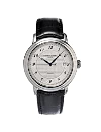 Raymond Weil Men's 2837-STC-05659 Maestro Automatic Silver Dial Watch