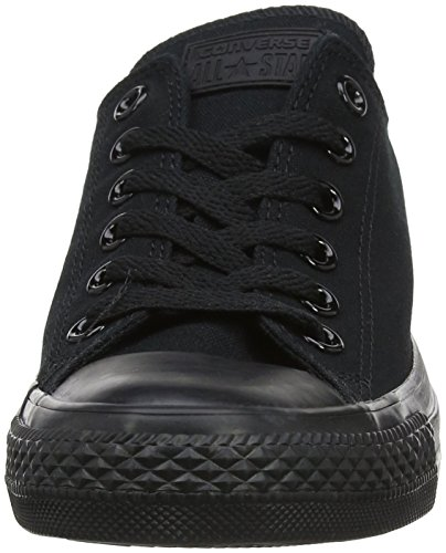 Converse Chuck Taylor All Star Canvas Low Top Sneaker Zwart Zwart-wit