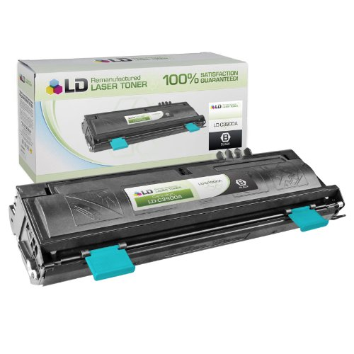 00a Toner - Reman 00A / C3900A Black Toner for HP