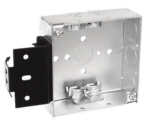 Fender Msr (1-1/2 Inch Deep 4 Inch Square Welded Junction Box -5 per case)