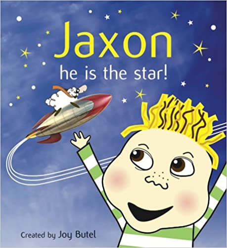 He Is The Star (Jaxon Book 1)