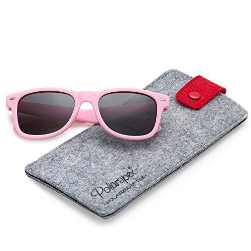 Polarspex Kids Children Boys and Girls Super Comfortable Polarized Sunglasses by PolarSpex