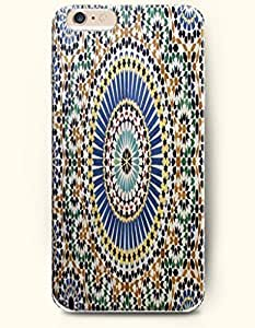 SevenArc Apple iPhone 6 Plus 5.5' 5.5 Inches Case Moroccan Pattern ( Gorgeous abstracted Moroccan Design )