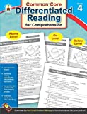 Differentiated Reading for Comprehension, Grade 4, , 1483804895