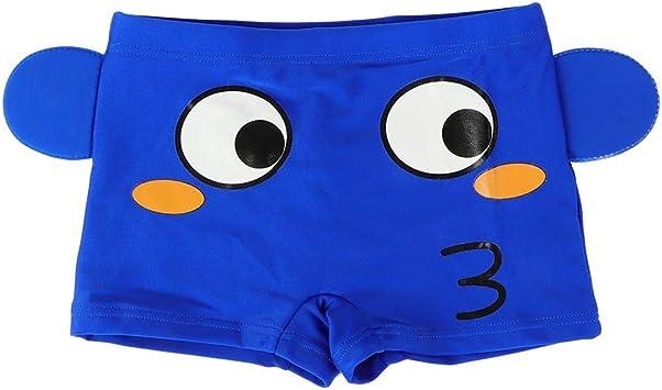 Baby Boys Swim Trunks /& Shorts Kids Beach Swimwear Trunks Shorts Briefs Toddler Infant Cartoon Print Quick Drying Swimming pants XL-Lemon Yellow
