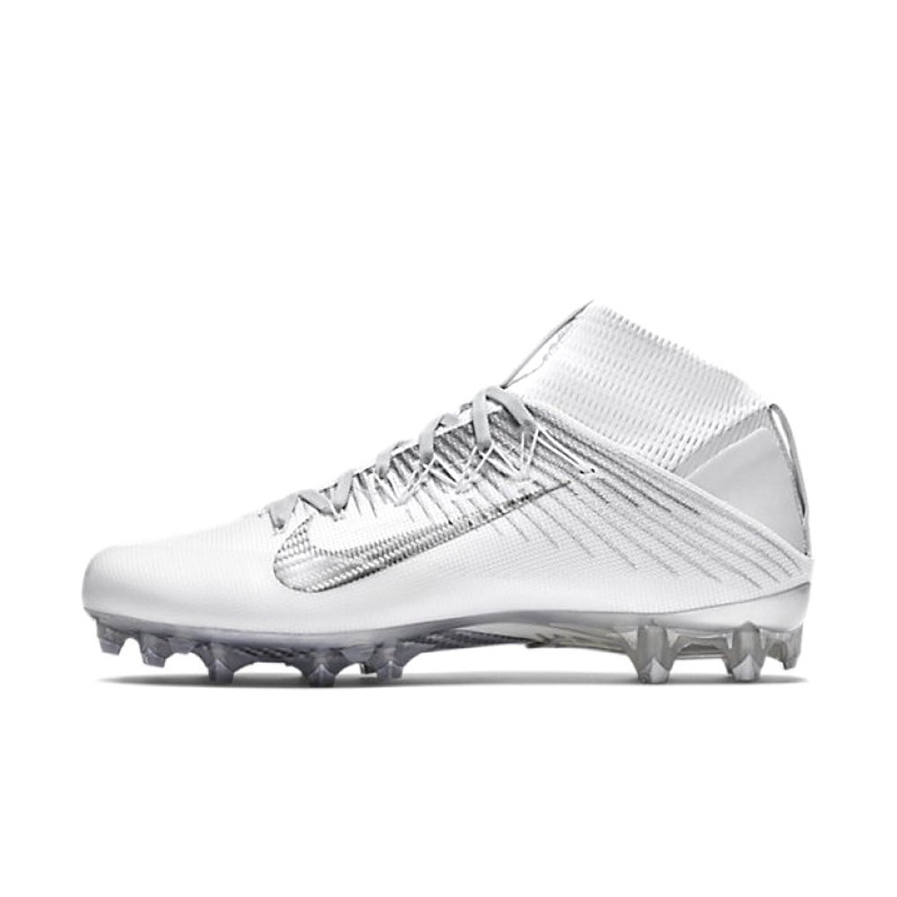 0993b4222435 Galleon - Nike Men's Vapor Untouchable 2 Pro Football Cleats (10.5 D(M) US,  White/Cool Grey/Metallic Silver)
