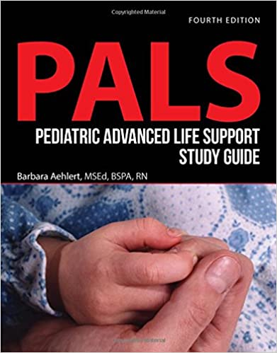 Pediatric advanced life support study guide pals 9781284116472 pediatric advanced life support study guide pals 4th edition fandeluxe Gallery
