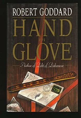 book cover of Hand in Glove