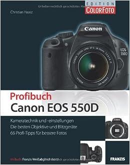 canon eos 550d fr dummies german edition
