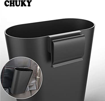 Auto Car Vehicle Garbage Can Trash Bin Waste Container Quality Plastic EXTRA...