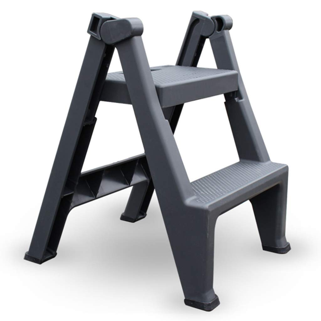 はしご足場 折りたたみ式のはしご屋内木製の厚いはしご多機能のステップのはしごの洗車作業テーブルの折り畳み式はしごの家のプラットフォームのはしごのスツールポータブル2段のはしごの椅子300kg耐荷重 避難はしご B07K55TP9L (Color : Gray, Size : Gray 47.5 Gray,*51.5*59cm) 47.5*51.5*59cm Gray B07K55TP9L, チトセシ:7b3c593a --- loveszsator.hu