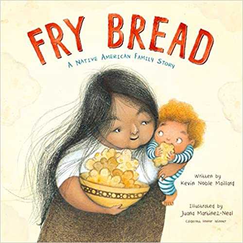 Cover image of Fry Bread: A Native American Family Story