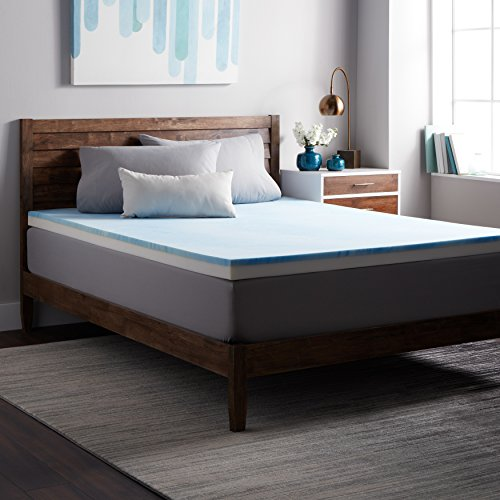 Select Luxury Combo 3-inch Gel Memory Restore-a-Mattress Medium Firm Topper by Select Luxury