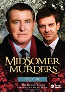 Midsomer Murders Set 16 Life The Magicians Nephew Days Of Misrule