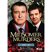 Midsomer Murders: Set 16 (Midsomer Life / The Magician's Nephew / Days of Misrule / Talking to the Dead) (2010)
