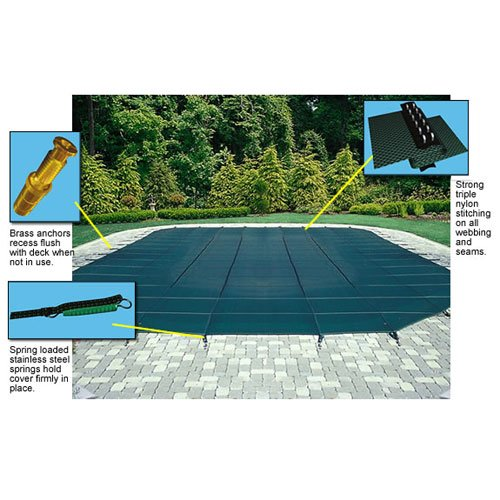 Mesh Pool Covers
